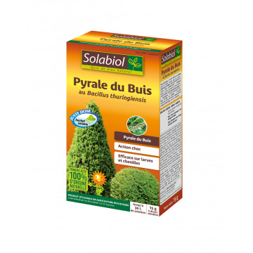 INSECTICIDE PYRALE DU BUIS...